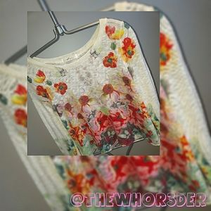 *NEW* Floral Top🌺